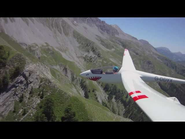 Keep on Dreaming - Alpen Segelflug